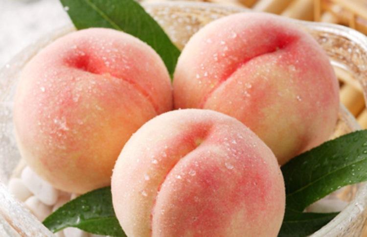 「桃は傷むの早いから...」1ヶ月も保存できる桃の保存方法が画期的!