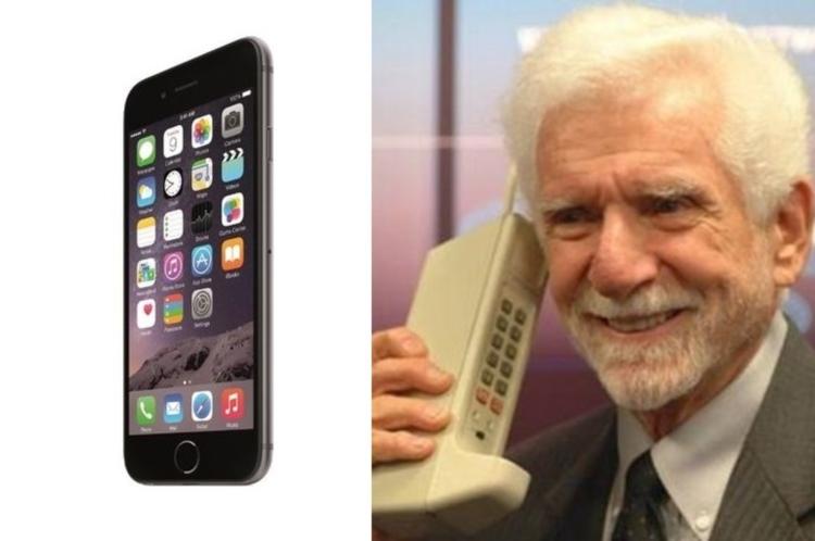 【今と昔】デカい携帯に、顔が違うバービー?いろんな気になるものの最初10 選