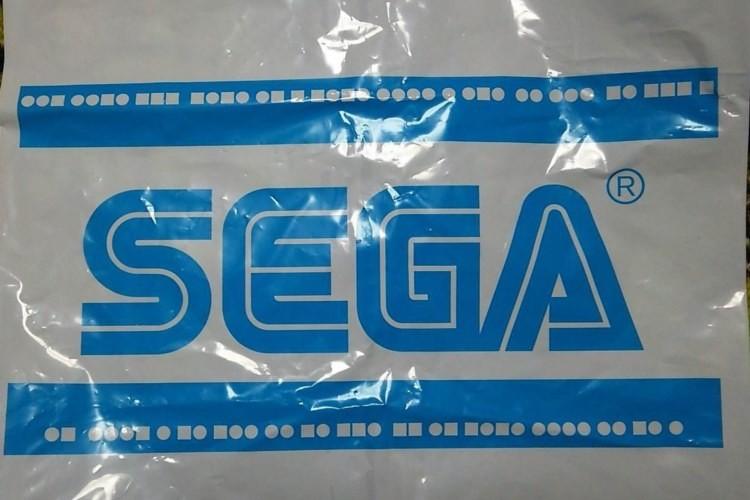 SEGAの袋に書かれていたモールス信号で解読してみたら遊び心満載だった