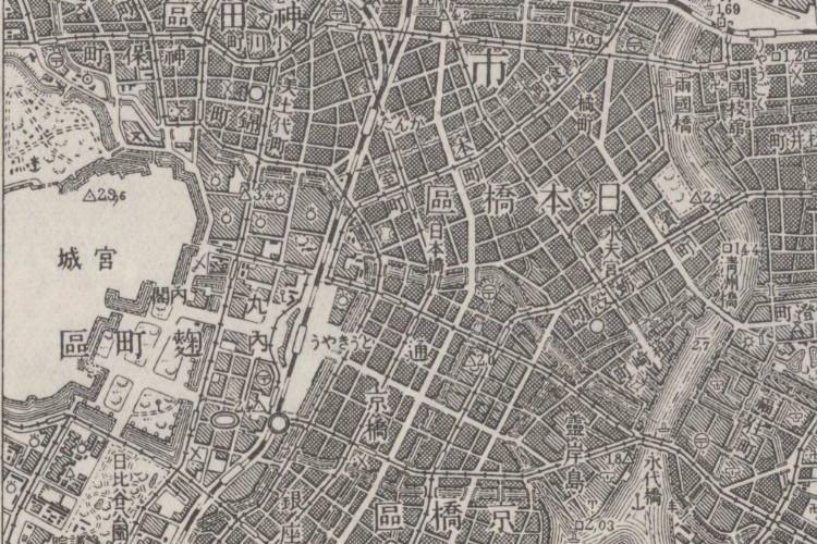 地図好き集まれ!明治43年当時の地形図をどこでも見放題の神サイトが話題に!