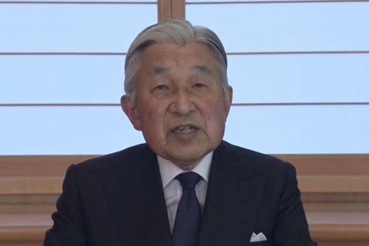 天皇陛下がビデオメッセージでお気持ちを表明(お言葉全文)-生前退位の御意向を示す