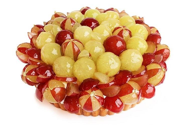 ブドウ!ブドウ!ブドウ!カフェ・コムサ期間限定『ぶどうCOLLECTION 』の3種類のケーキが美味しそう!
