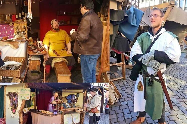 """中世の衣装にパレードに…めっちゃ""""ドラクエ""""のような街が話題に! ドイツ・ハーメルン"""