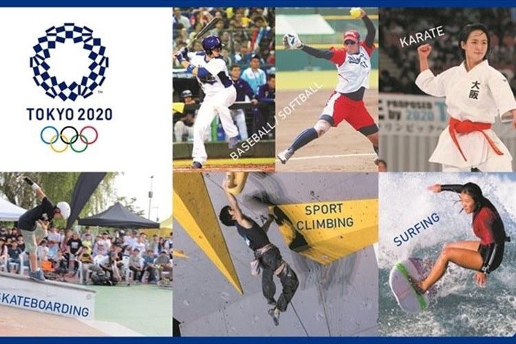 東京五輪5競技追加決定! 野球・ソフト以外の4競技はいずれも五輪初採用!
