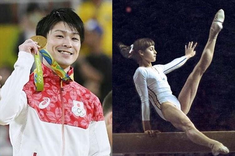 """「ウチムラは史上最高の体操選手」元体操女王""""白い妖精""""コマネチさんが称賛"""
