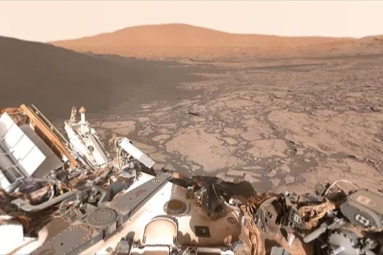 この臨場感! まるで火星にいるみたいだ!…NASAが火星で撮影 パノラマ動画がスゴイ!