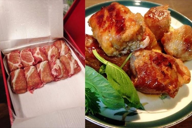 「これは肉の暴挙だ」肉を肉で巻いた肉食系肉フードが話題に! 肉汁がジュワ~ッ!