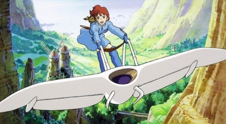 """「宮崎駿監督に見てもらいたい」ナウシカに登場する架空の乗り物""""メーヴェ""""  のテスト飛行が成功!"""