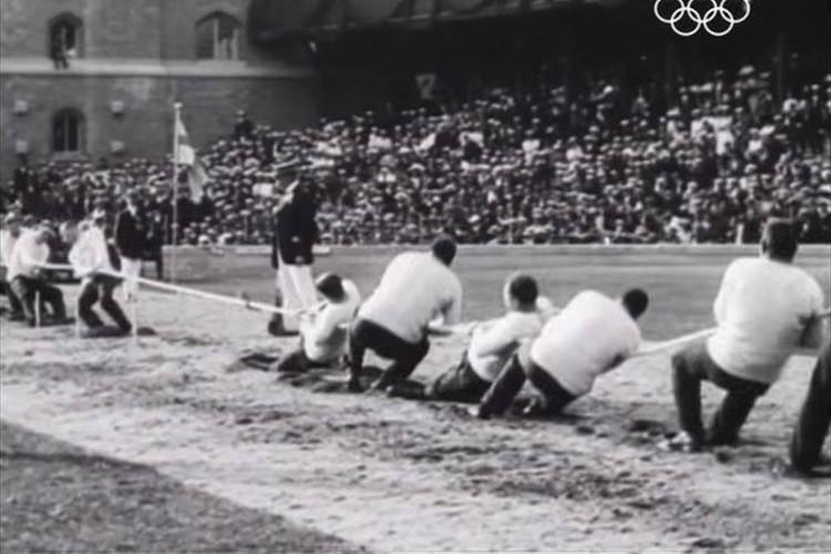 【貴重映像アリ】綱引きや気球レースも!?約100年前のオリンピックで行われた意外な競技5選