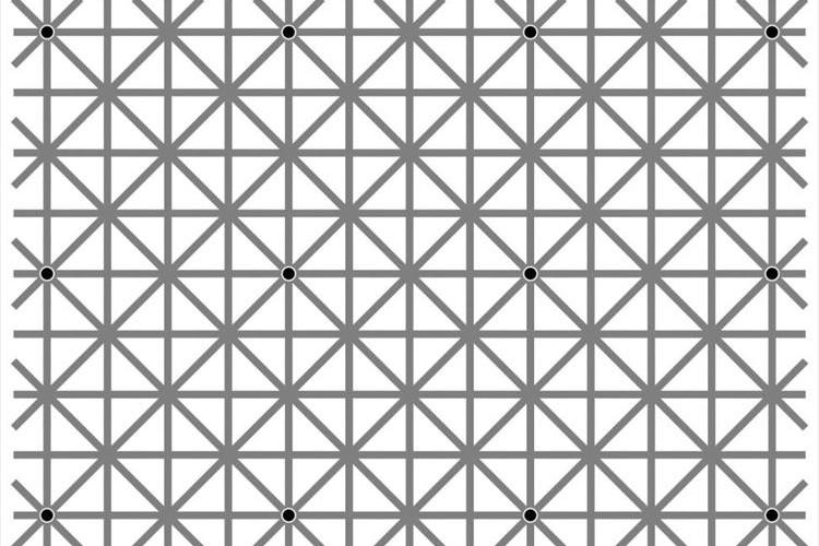 あなたは見えますか?目の錯覚で不思議な感覚に陥る静止画がネットで話題に!