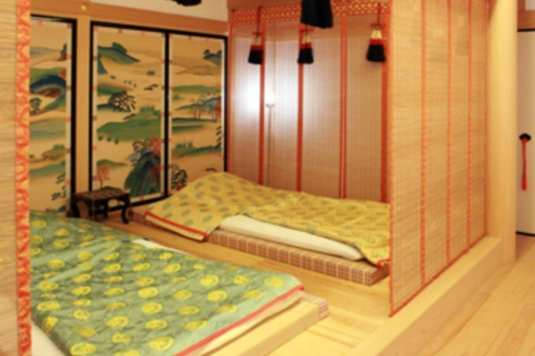 平安時代にタイムスリップした感じが味わえる徳島にある旅館「社乃森(やしろのもり)」が凄すぎる!