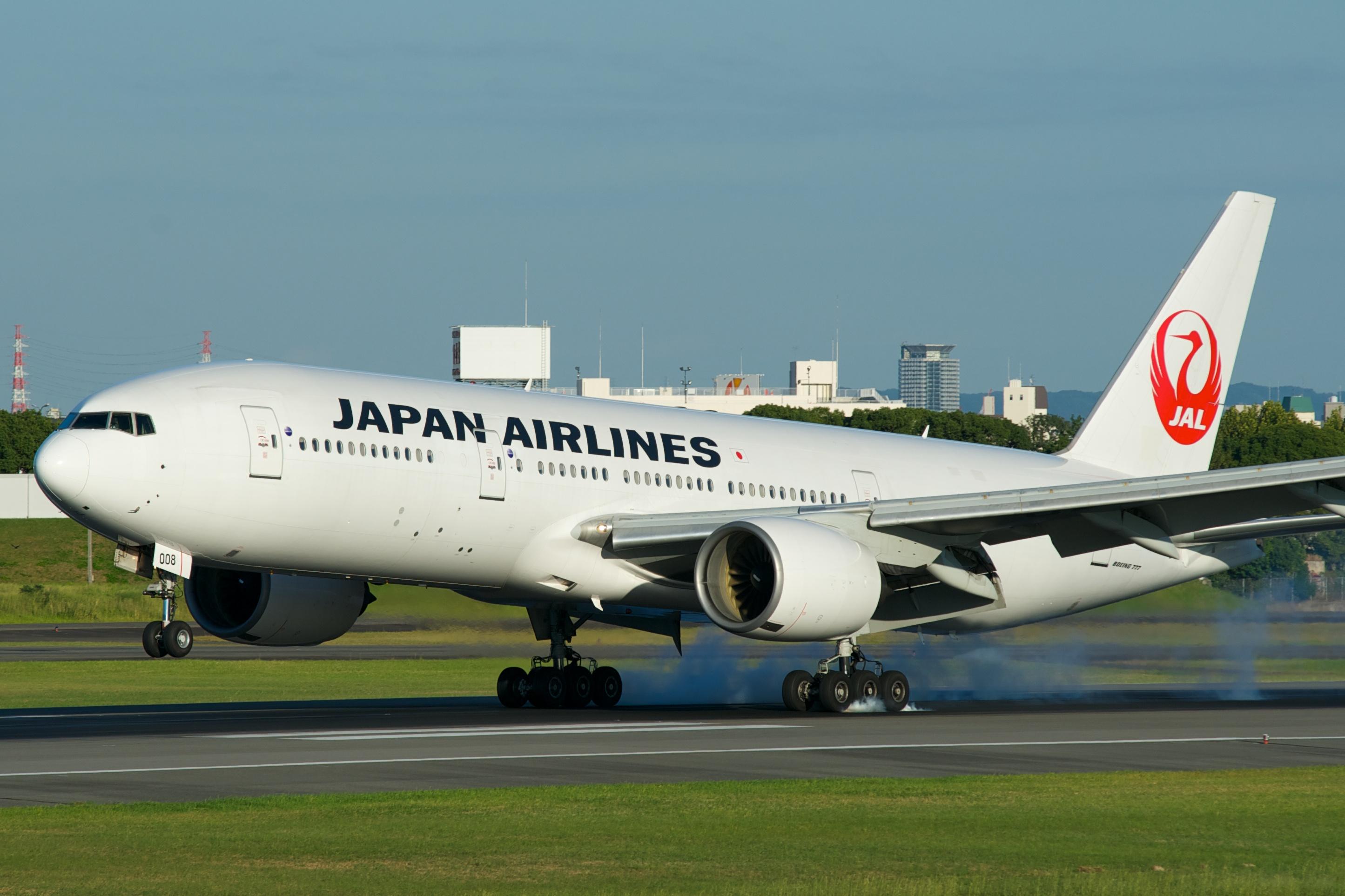 Japan_Airlines_Boeing_777-200_JA008D_(9964230543)