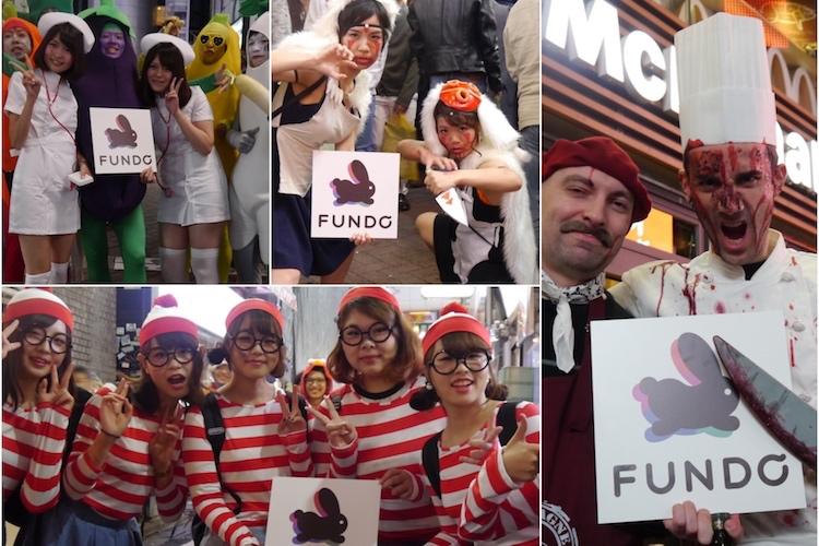 渋谷の美女や外国人は一体どんなコスプレをしているの?街中ハロウィン仮装ランキングトップ10