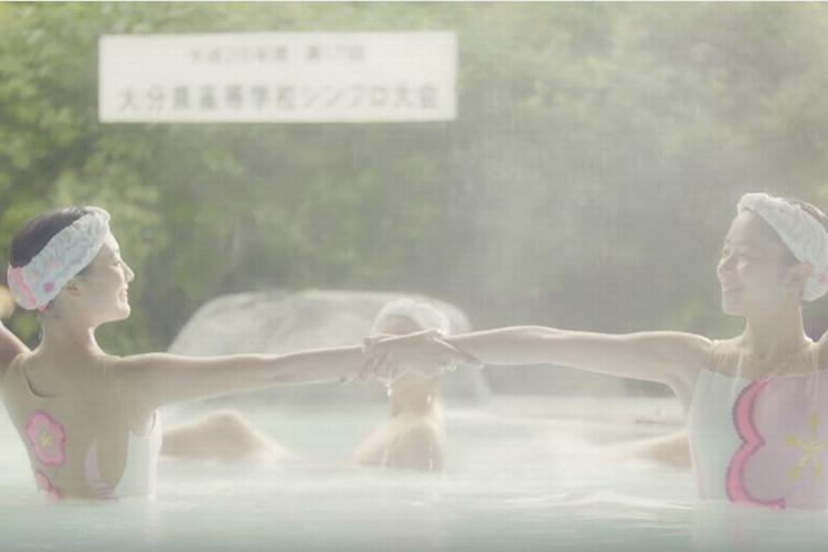 """今年は女子高生の青春ドラマに、大分PR動画""""シンフロ""""の続編が公開される"""