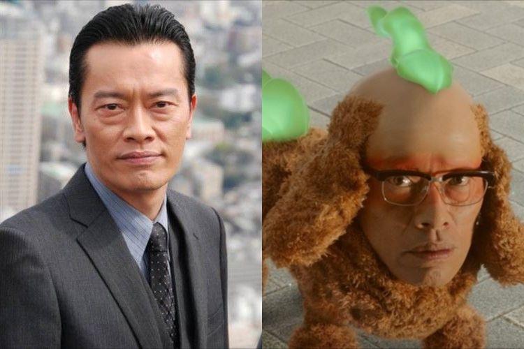 この人、何でもやるな…(笑)俳優・遠藤憲一が映画妖怪ウォッチで人面犬役に…