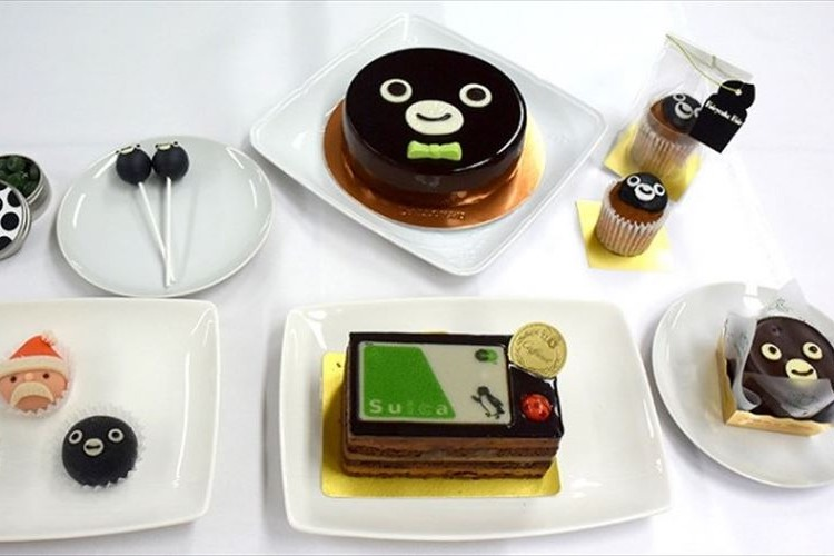 か、かわいい…今年のクリスマスケーキは、Suicaのペンギンケーキで決まり!