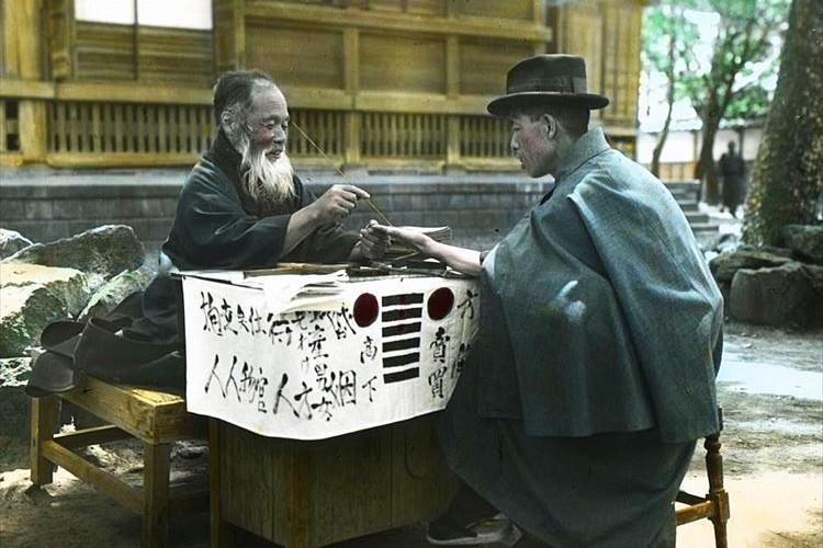 【貴重写真】カラーで蘇る、100年以上前の明治時代に働く日本人たちの姿(9枚)
