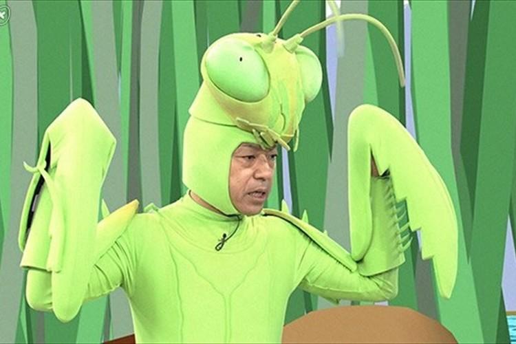 香川照之が「昆虫番組をやりたい」という夢を実現! 昆虫愛&マニアぶりが凄すぎる!