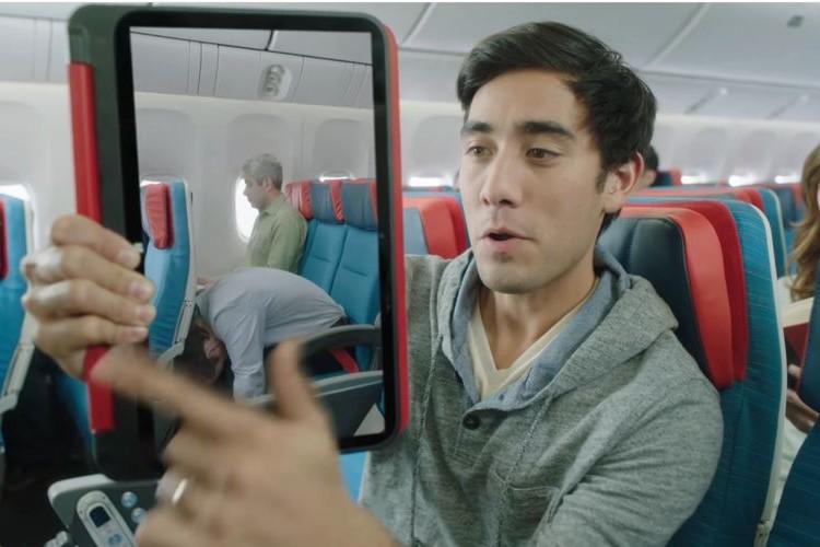 楽しすぎる!トルコ航空が作った機内安全ビデオがとにかく映像マジックの連発だった!
