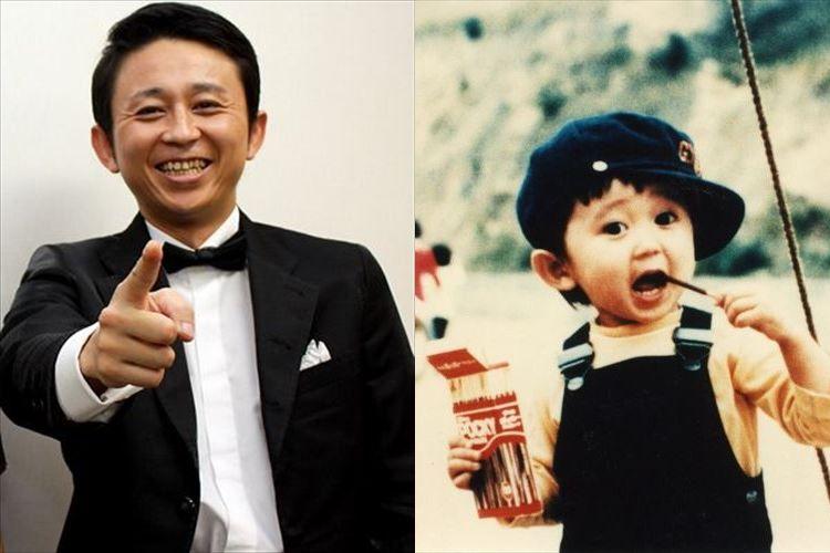 11月11日はポッキーの日!有吉さんの幼少期がイメージキャラクターみたいで超可愛い!