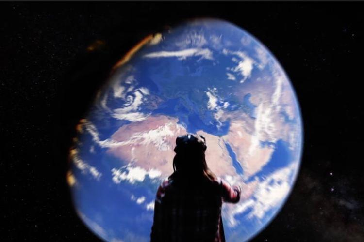 Google EarthがVRに対応!これでお家にいながら世界旅行ができるぞ!