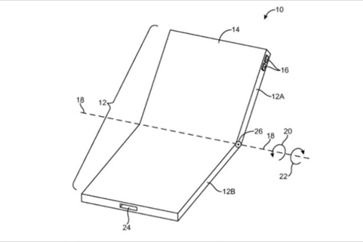 次期iPhoneは折りたたみの可能性も!? Appleが新たに取得した特許を公開