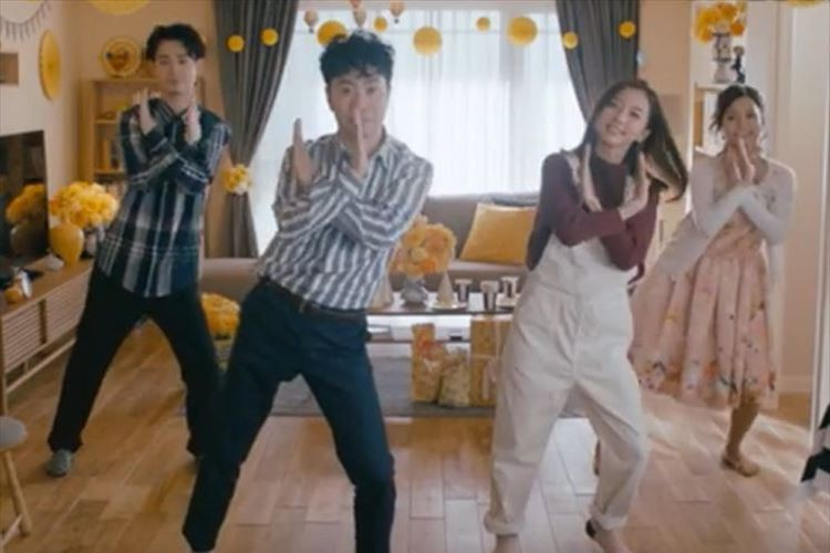 """待ってました!  """"逃げ恥""""の「恋ダンス」新メンバーバージョンがついに公開! めっちゃキレッキレ!"""