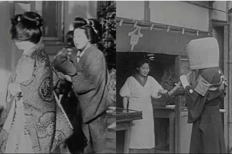 【貴重な音声付き映像】1932年に撮影された古き良き日本の姿に美しさを感じる
