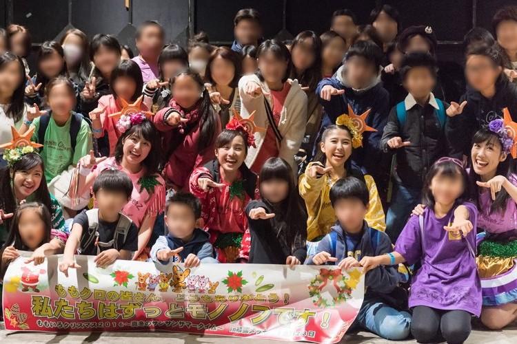 警視庁が事件や事故で家族を失った子どもたちを「ももクロ」ライブに招待