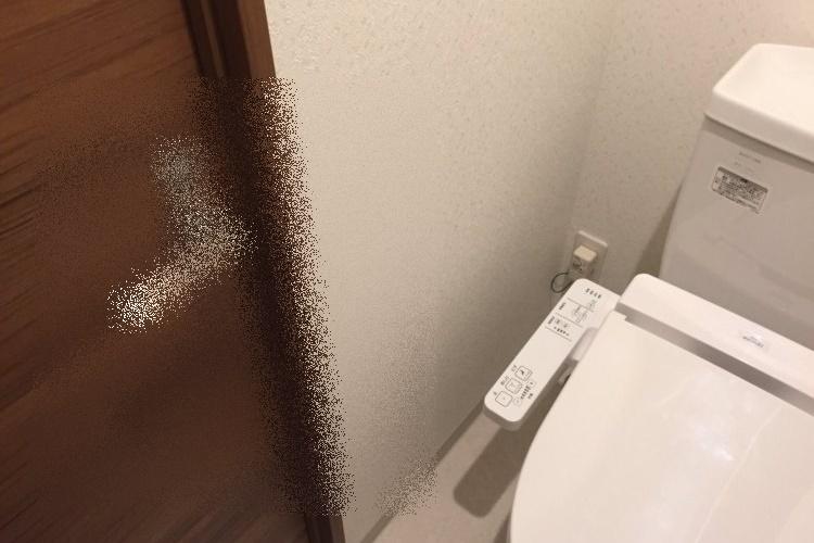 おわかりいただけただろうか?新築マンションに入居したらトイレが酷いことになっていた