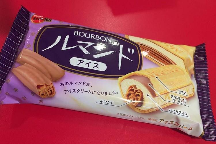 ついに東京駅に上陸!話題の『ルマンドアイス』を実際に食べてみた!【2週間限定】