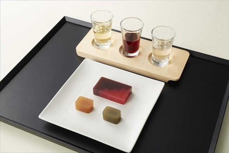 これは気になる…とらやが「和菓子で酔う」企画展を実施! お酒に合う菓子を提案
