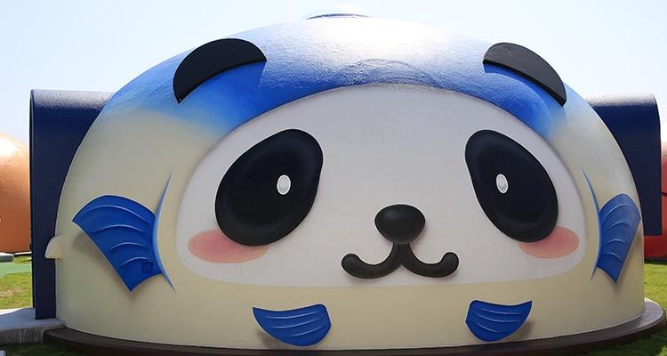 パンダ!パンダ!パンダ!25頭のパンダが暮らす「パンダ・ヴィレッジ」が面白そう!