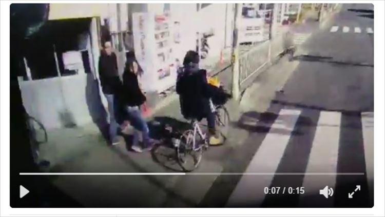 事故が減るために。確認せずに車道へ飛び出す自転車は自殺行為であること