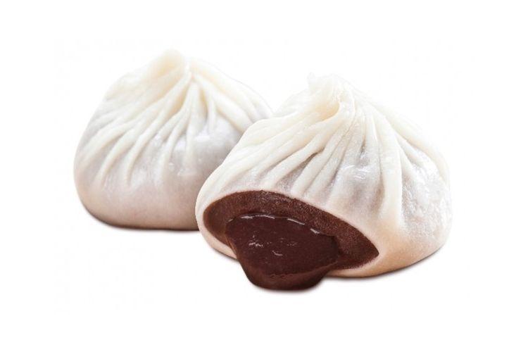 アツアツとろ~り…小籠包の名店ディンタイフォンから期間限定『チョコレート小籠包』が登場!
