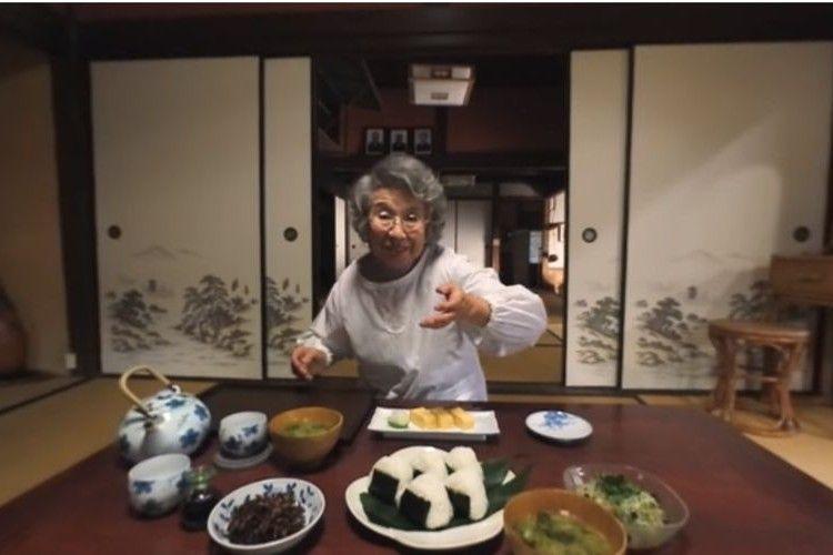 一人暮らしの食卓にピッタリ!?おばあちゃんと一緒にごはんを食べられるVRに温かさを感じる