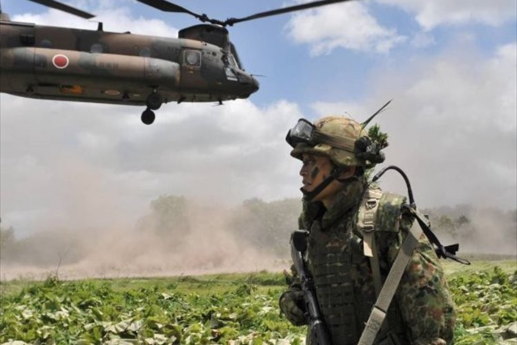 陸上自衛隊がインスタを開設! 隊員でなければ撮れないような貴重なショットが早速充実!