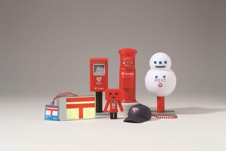郵便ポストが雪だるまになっちゃた~!「郵便局ガチャコレクション」の第2弾がついに登場!