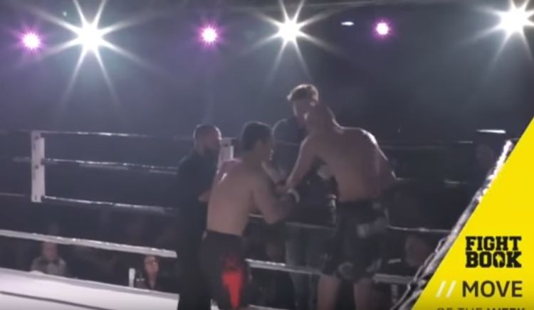 格闘技の試合で真のスポーツマンシップを見た!脱臼した相手選手を一瞬で直す