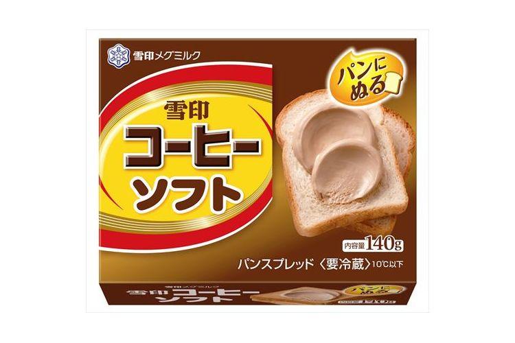 これからはパンに塗る!?雪印のコーヒー牛乳がパンスプレッドになって登場!