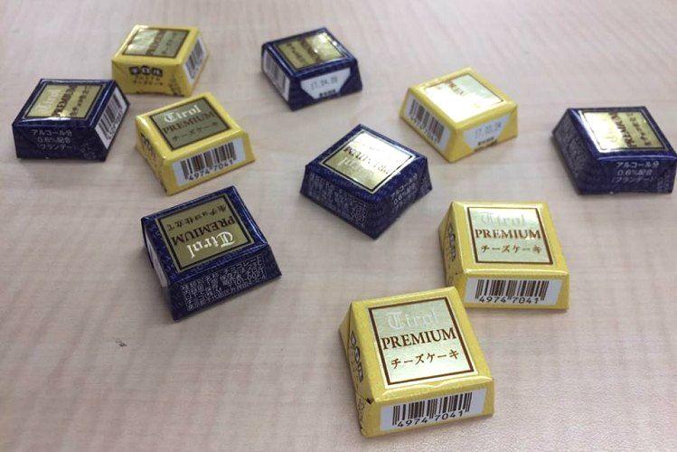 美味~♪チロルチョコの新商品『プレミアムチーズケーキ』味を実際に食べてみた【2/17発売!】