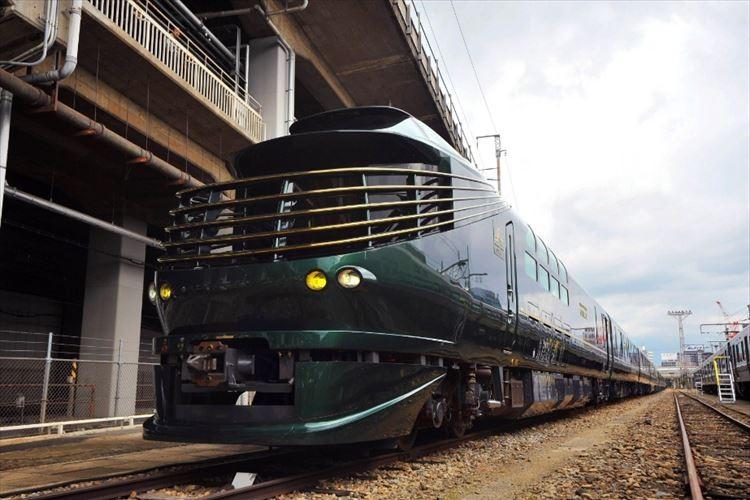 """美しい日本を""""ホテル""""が走る! 豪華寝台列車『瑞風』87系の車内はゴージャス!"""