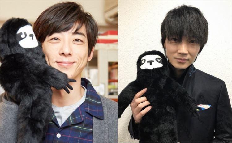 高橋一生に綾野剛も…人気タレントと一緒にいるあの黒いキャラクターは何者!?