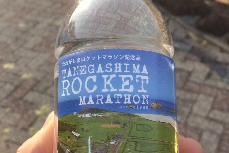 マラソン前に渡されたペットボトルに入った透明の液体 中身は意外なものだった!