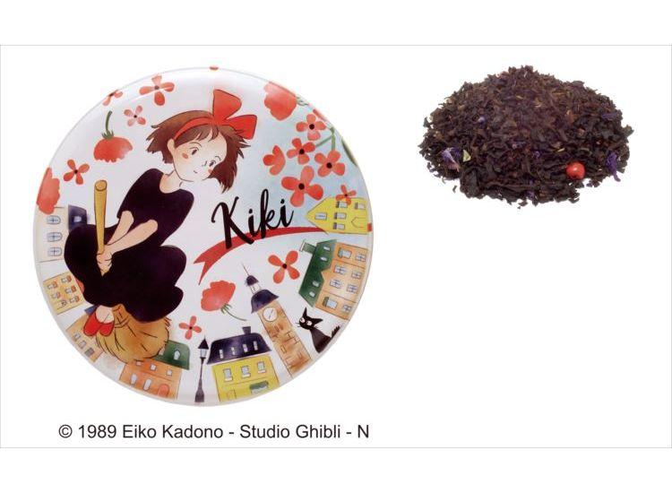 トトロにキキにジジまで…!お茶専門店「ルピシア」のジブリキャラクター缶が可愛すぎる!