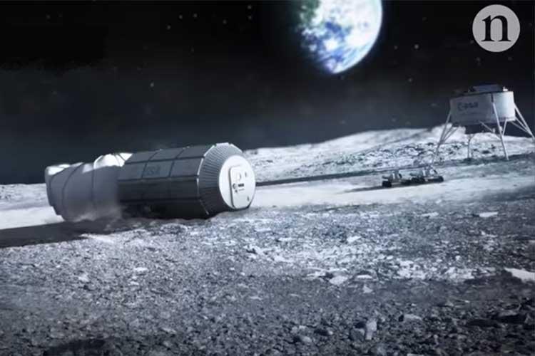 """「月寄ってく?」 そんな日がくるかも! 惑星ケレスでの水の氷の発見で""""ムーンビレッジ""""の期待が膨らむ!"""