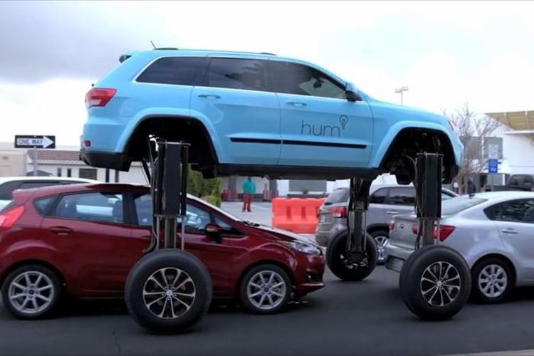 コレ考えた人は天才だな! 渋滞を回避する画期的なクルマが開発されて話題に!
