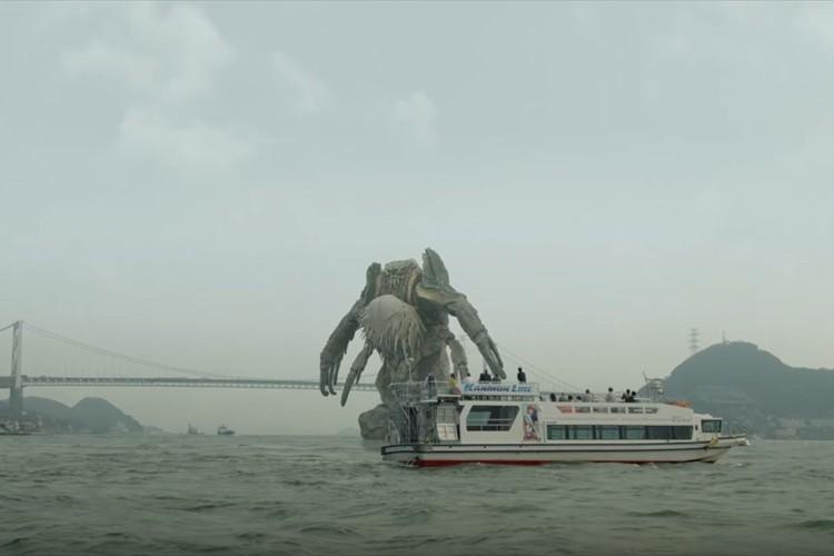 シン・ゴジラ級の怪獣出現!?観光PRでこのクオリティは凄い!