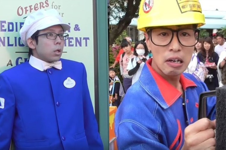 東京ディズニーリゾートに行ったら観たい!「ファンカスト」と「ファン・メンテナンス」が面白い!