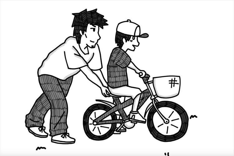 【動画】宇都宮の魅力がつまったパラパラ漫画…愛ある街で成長していく親子の絆に涙